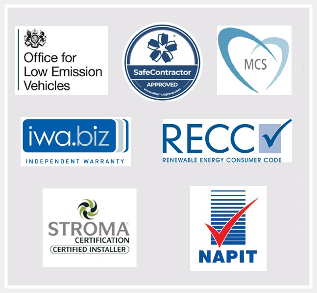 British Solar Power Accreditations